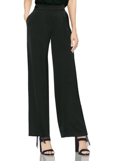 VINCE CAMUTO Satin Wide-Leg Pants