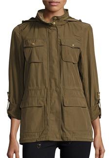 VINCE CAMUTO Scarlet Hooded Parka Jacket