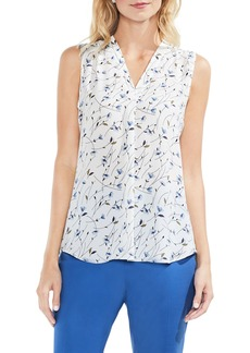 Vince Camuto Scatter Bouquet Blouse