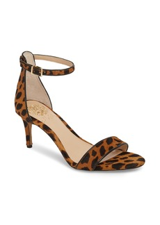 Vince Camuto Sebatini Genuine Calf Hair Sandal (Women)