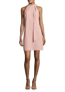 Vince Camuto Self-Tie Halter Dress