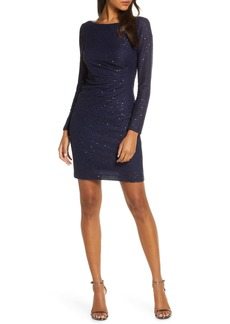 Vince Camuto Sequin Knit Dress (Regular & Petite)