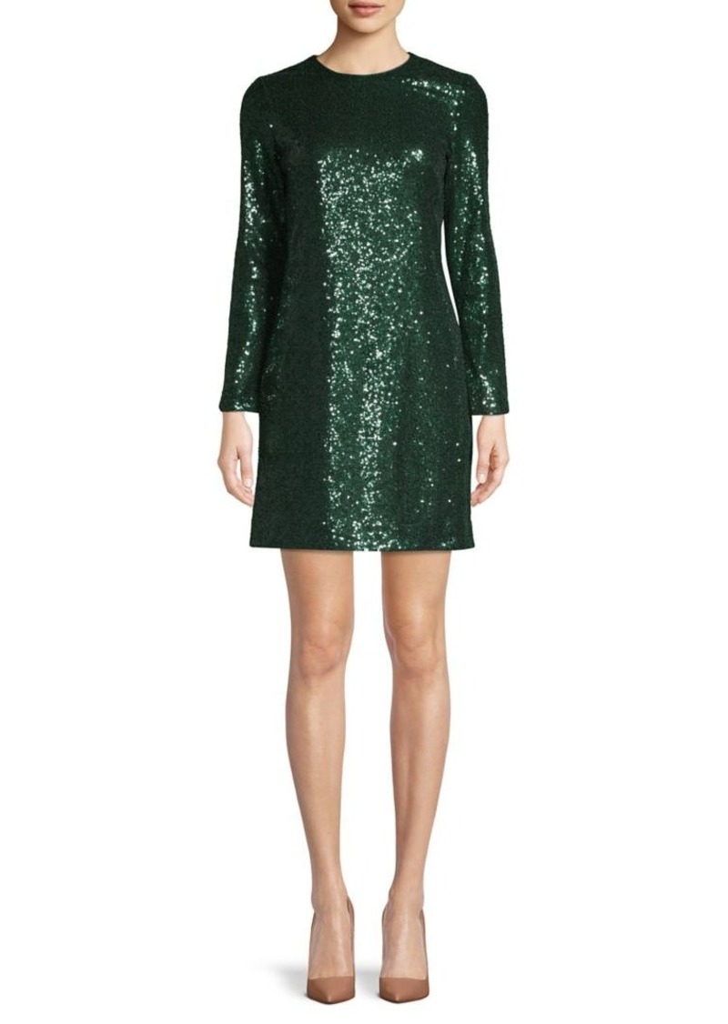 Vince Camuto Sequin Mini Dress