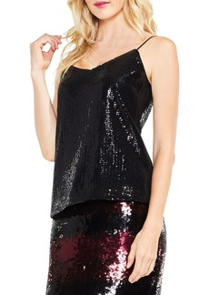 Vince Camuto Sequined Camisole
