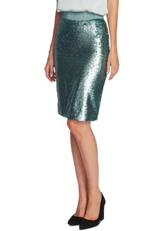 Vince Camuto Sequined Skirt
