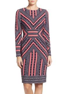 Vince Camuto Sheath Dress (Regular & Petite)