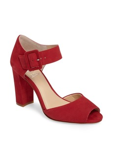 Vince Camuto Shelbin III Ankle Strap Pump (Women)