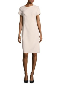 Vince Camuto Short Sleeve Dress