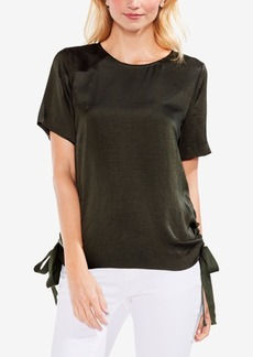 Vince Camuto Side-Tie Top