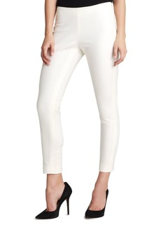 VINCE CAMUTO Petites Side-Zip Cropped Skinny Pants