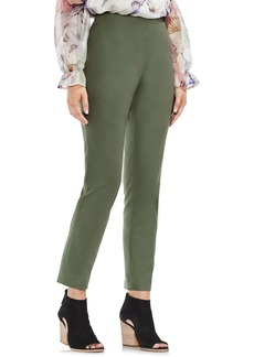 Vince Camuto Side Zip Double Weave Pants