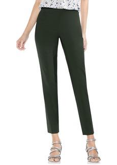Vince Camuto Side Zip Double Weave Pants (Regular & Petite)