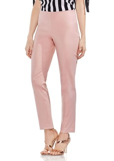VINCE CAMUTO Side Zip Skinny Pants