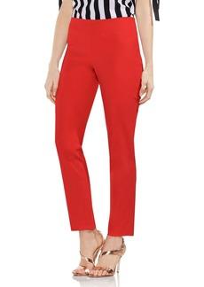 VINCE CAMUTO Side Zip Skinny Pants
