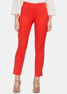 Vince Camuto Side-Zip Skinny Pants
