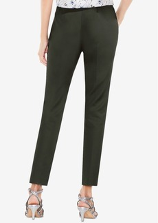 Vince Camuto Side-Zipper Skinny Pants