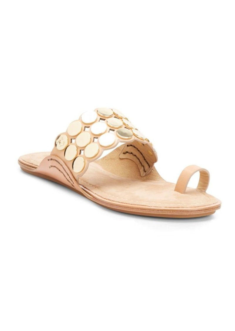 c9b80666fb19 Vince Camuto Vince Camuto Zenya Embellished Leather Sandals