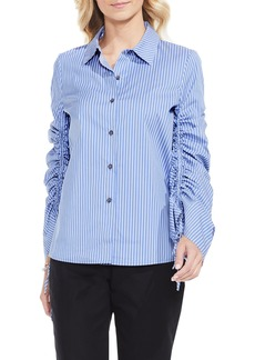 Vince Camuto Simple Stripe Shirt