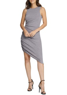 Vince Camuto Sleeveless Metallic Body-Con Dress
