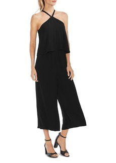 VINCE CAMUTO Sleeveless Popover Jumpsuit