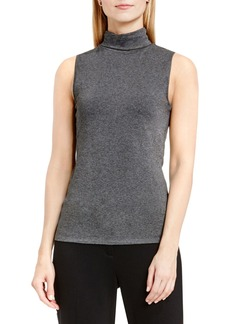Vince Camuto Sleeveless Turtleneck Top