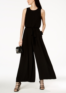 Vince Camuto Sleeveless Wide-Leg Jumpsuit