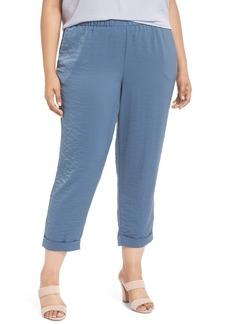 Vince Camuto Slim Fit Pants (Plus Size)