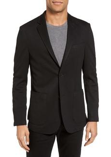 Vince Camuto Slim Fit Stretch Knit Sport Coat (Regular, Short & Tall)