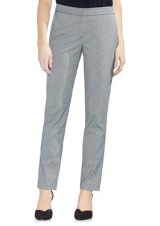 Vince Camuto Slim-Leg Classic Houndstooth Pants