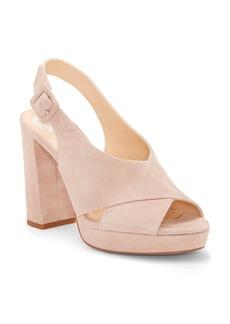 Vince Camuto Slingback Platform Sandal (Women)