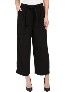 Vince Camuto Soft Belted Pants w/ Front Pleats