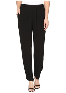 Vince Camuto Soft Texture Slim Leg Texture Pull-On Pant