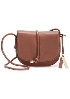 Vince Camuto Sonia Leather Mini Saddlebag