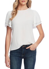 Vince Camuto Split Sleeve Blouse