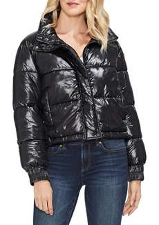 Vince Camuto Stand Collar Puffer Jacket
