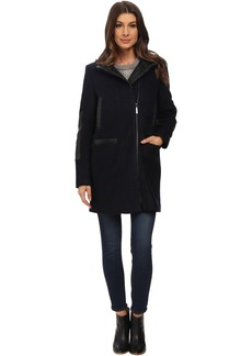 Vince Camuto Stand Collar Wool J8271