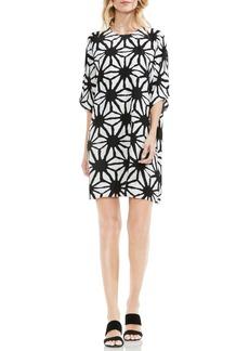 Vince Camuto Starlight Print Tunic Dress