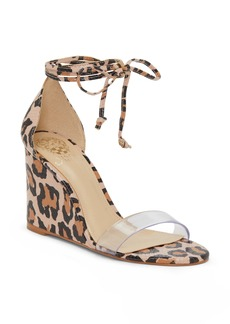 Vince Camuto Stassia Wraparound Wedge Sandal (Women)