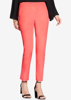Vince Camuto Straight-Leg Ankle Pants