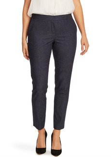 Vince Camuto Straight Leg Ankle Pants