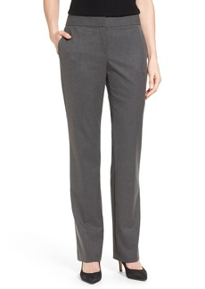 Vince Camuto Straight Leg Pants (Regular & Petite)