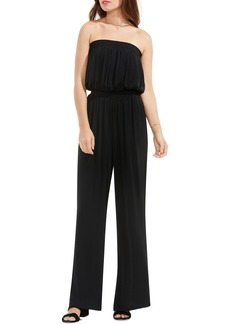Vince Camuto Strapless Jumpsuit