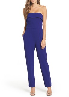 Vince Camuto Strapless Jumpsuit (Regular & Petite)
