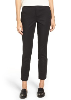 Vince Camuto Stretch Cotton Ankle Pants