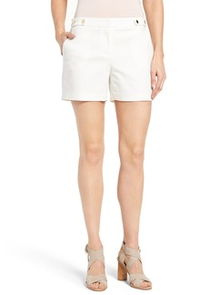 Vince Camuto Stretch Cotton Shorts