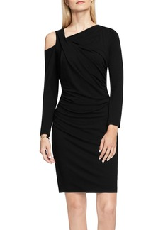 Vince Camuto Stretch Knit Sheath Dress