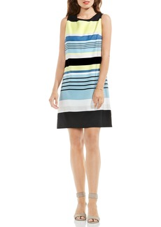 Vince Camuto Stripe Harmony Shift Dress