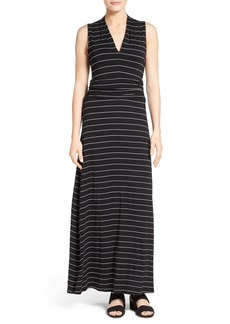 Vince Camuto Stripe Maxi Dress