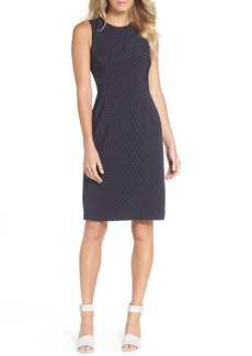 Vince Camuto Stripe Sheath Dress