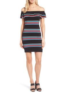 Vince Camuto Stripe Sweater Dress
